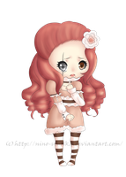 :Prize: Lucille by Hey-its-Jess