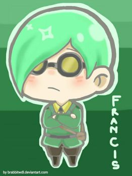 Francis (Art Trade) by Brabbitwdl