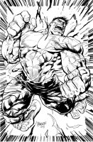 HULK G bomb by gammaknight
