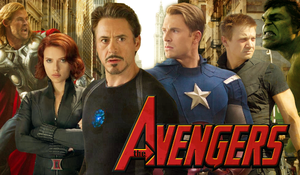 The Avengers by HarleKlown