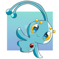 Pokecember Day 2 - Water Type Pokemon by char1cific