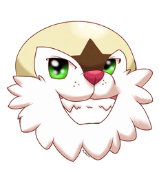 Chesnaught Smile by jwbash