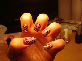 Nail art n.36 by megalomaniaCi
