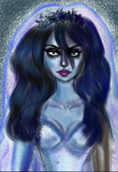 Corpse Bride by Bloody-Rain22