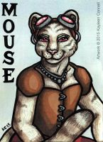 Mouse Ligress by katarina
