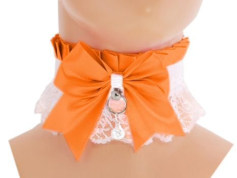 Chokers, ddlg, kitten play collar by Eusebie