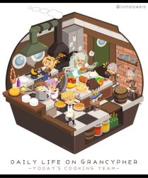Today's cooking team by hitogata