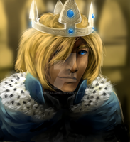 King Mikelon by Myval-miki