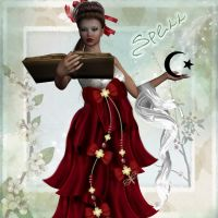 Spell from the soul by Ecathe