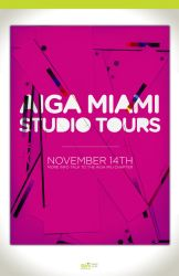Poster: AIGA Tour Teaser by angelaacevedo
