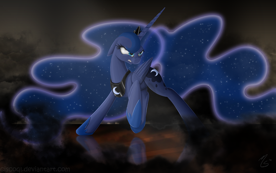 Luna's Wrath by CiscoQL