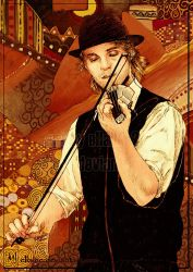 The sexiest violinist ever by ellaine