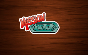 MISSION W.C. Logo by JPGArt