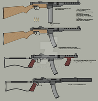The Guns of Araea - CCM-750 by Kazanlak10