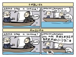 The Witcher 3, doodles 221 by Ayej