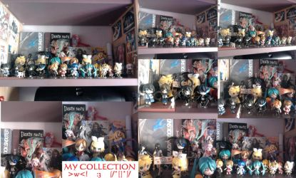 My collection - Part 1 by Yumechan774
