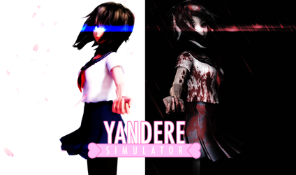 Yandere simulator by BrokenRose06