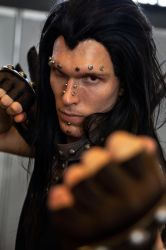 Gajeel Redfox - Fairy Tail - Cosplay by Carancerth