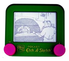 Brick Oven Pizza Etch by bryanetch