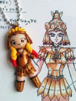 Sailor Galaxia by AyumiDesign