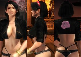 [HAIR] Momiji Mid Short Hair by funnybunny666
