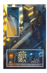 The Luminous FireFly Issue #1 - Pg. 4 by RapidFireEnt