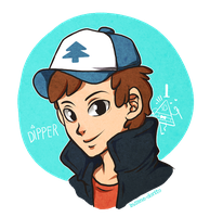 ...Little Dipper... by Insane-Dorito