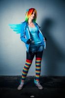 Rainbow Dash by Mito-Lowe
