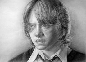 The Sorrows of Young Weasley by MannHau