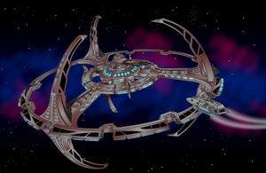 Deep space nine by S0LARBABY