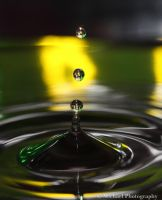 water drop 1 by Photomichael