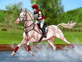 Kentucky Rolex 3DE - XC by Caterang8