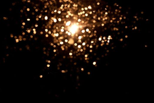 Sparkly Bokeh Texture by CNStock
