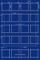 Blueprint for iOS7 iPhone 4, 4s by mtnbikerbrad
