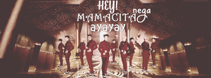 Hey! Mamacita Nega AyAyAyAy (Super Junior) by mervegk