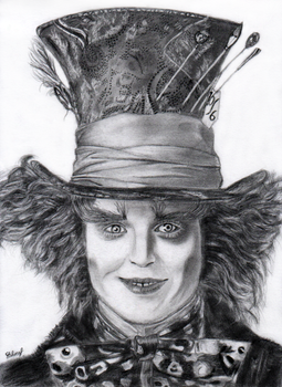 Mad Hatter by esayelemay