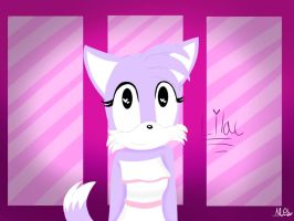 Lilac .:AT:. by MelTheArtist