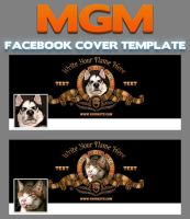 Creative MGM Facebook Cover Template by silviubacky