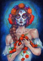 Day of the dead by jurithedreamer