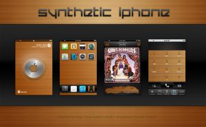 synthetic iPhone by turnpaper
