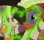 Tribal love (Request) by Zindry