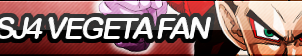 SSJ4 Vegeta Fan Button V1.1 by Natakiro