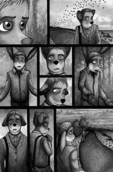 Issue 2, Page 9 by Benjamin-the-Fox