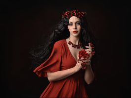 Holly by fae-photography