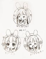 stamps by loli-drop