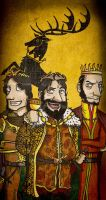 The Baratheons by Monkey19934
