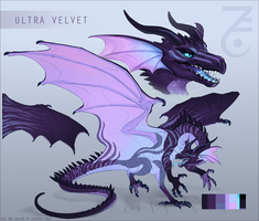 [Design Auction] ULTRA VELVET - [CLOSED] by Zyraxus