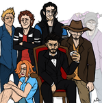 The Crew by Darkshadowolf