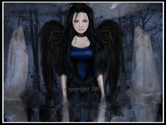 Bring me to life - Amy Lee by LiLNikkii77