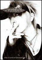 The GazettE: Ruki 2 by Polly-is-a-good-girl